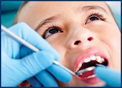 Kids Dental Sealants Oakland CA